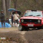 Derek Ayson & Andrew Graves, from NZ, Ford Escort RS1800