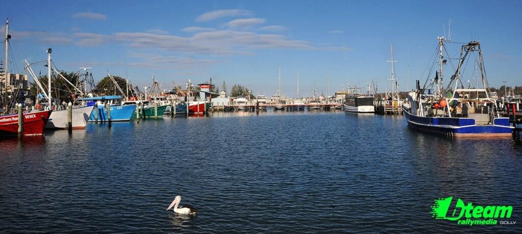 Lakes Entrance Harbour
