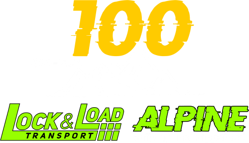 Lock & Load Alpine Rally logo